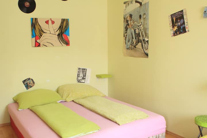 Ruta 80 Hostel - Double Room