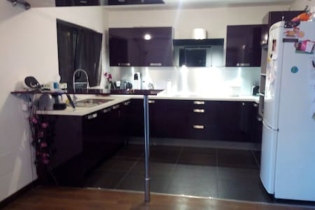 Maison 4 pièces lumineuses, calme et spacieuse - Ballainvilliers