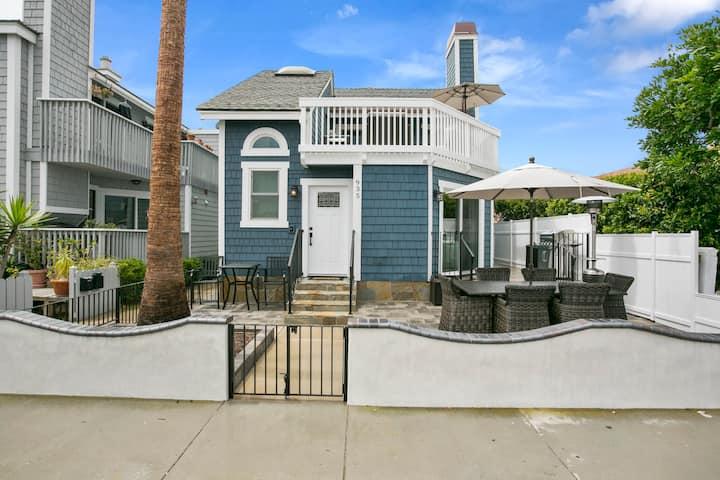 Balboa Peninsula 3 bedroom unit