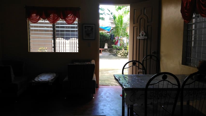 2-story townhouse by Gegee Mall - Ozamiz City - Apartment