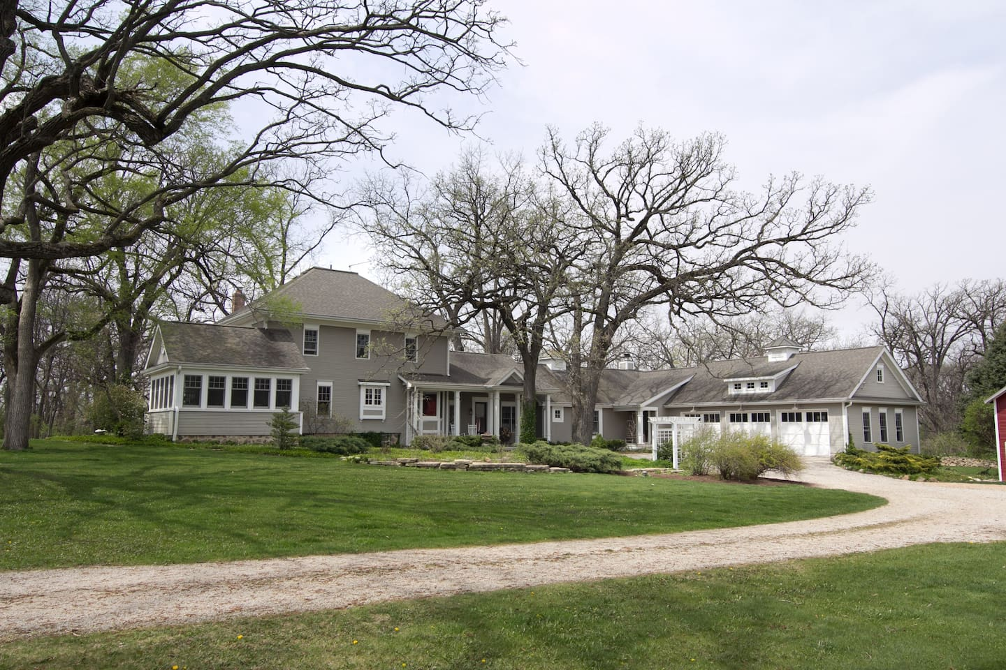 1890s Farmhouse with Attached In-Law Quarters