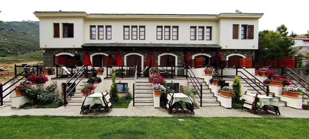 Smaragdi Luxury Apartments Aegean Maisonette