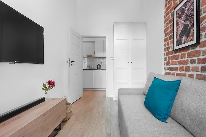 Right in the heart of Wroclaw  harmonious and cozy