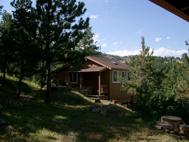 Wonderful Mountain Escape - Boulder - Cabaña