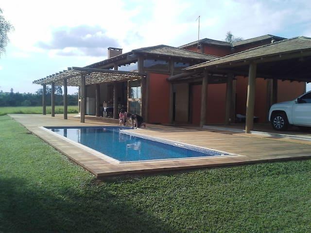 Rancho do Bruto- Riviera de Santa Cristina I