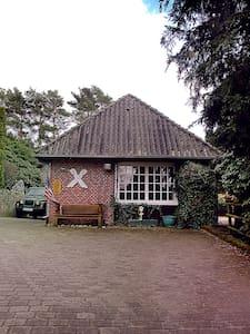 Reiten, Wandern, Relaxen in der Lüneburger Heide - House