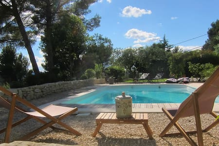 In Provence Villa 230sqm swiming po - Villelaure - 独立屋