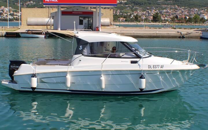 Antares Yacht -  Montenegro !
