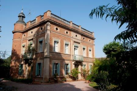 Château XIXc, close Toulouse  - Fenouillet, Haute-Garonne - Schloss