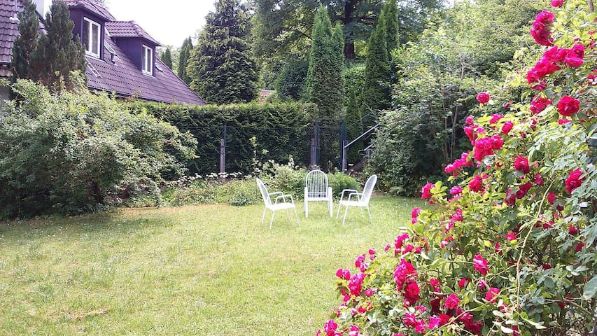 Ferienwohnung nahe Starnberger See - Tutzing - Apartment