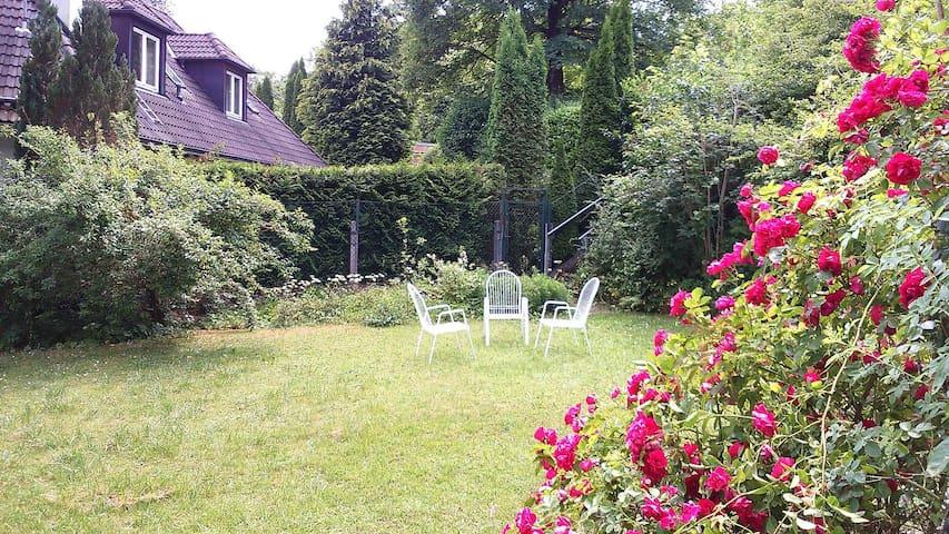 Ferienwohnung nahe Starnberger See - Tutzing - Leilighet
