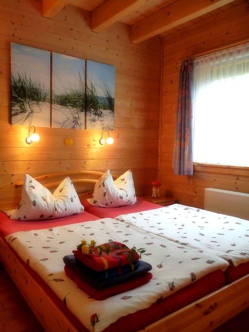 Sweet Dreams - Schlafzimmer
