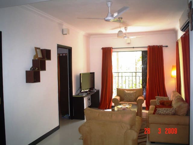Luxurious Homestay in Mapusa, Goa - Mapusa - Apartamento