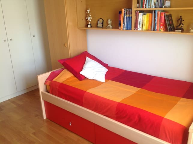 Single room - Pamplona - Bed & Breakfast