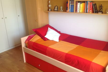 Single room - Pamplona