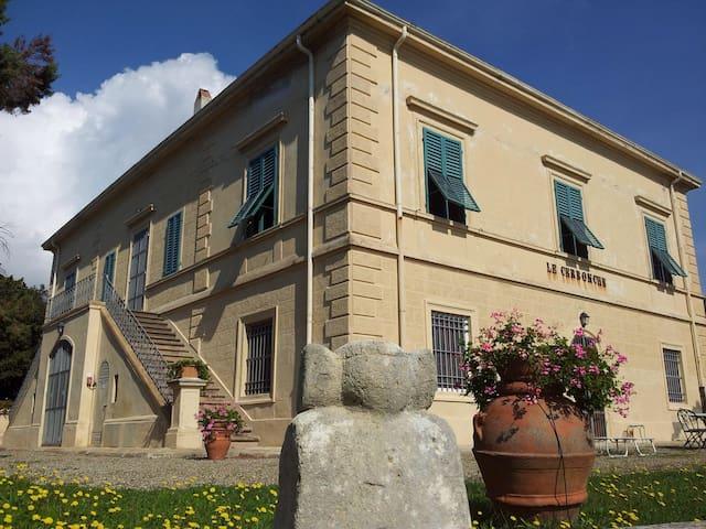 Bilocale + giardino km 1,5 dal mare - Rosignano Marittimo - Huoneisto