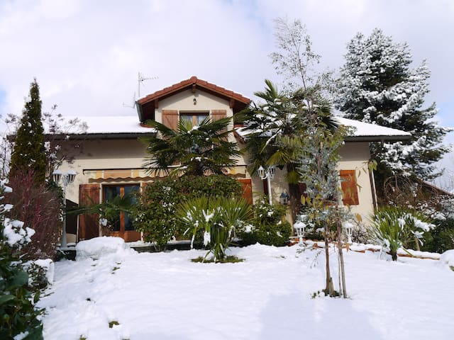 Chambres au pied des montagnes - Gilly-sur-Isère - Guesthouse