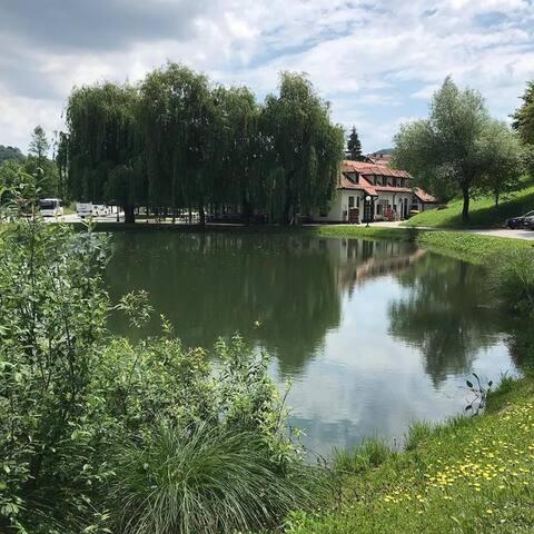 Kozjanski dvor - Room for 2, BREAKFAST INCLUDED