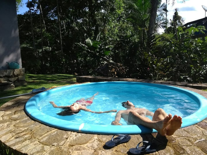Private SUITE, 12km city, Road to Trindade