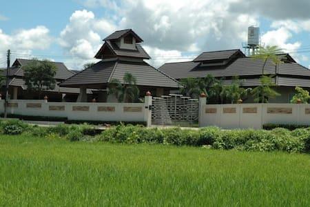 Lanna Thai Villa Catered Home Stay - Amphur Thoeng - Villa