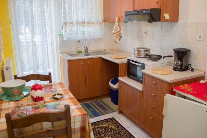 Sunset Apartments - Mesolongi - Appartement