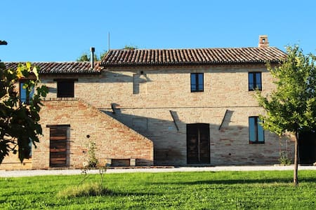 Amazing cottage surrounded by viney - Appignano - Ev