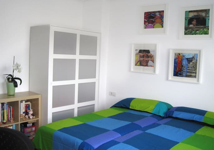 Private room near BEC - Barakaldo - Huoneisto