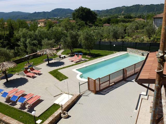 Casa Vacanze La Fonda -Biancospino  - Santo Stefano di Magra - House