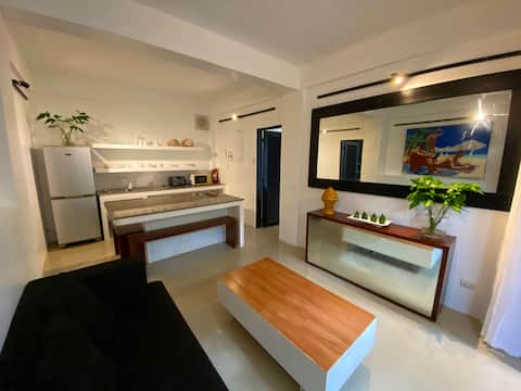Two-Bedroom Apartment, Ground floor, Bulabog Beach