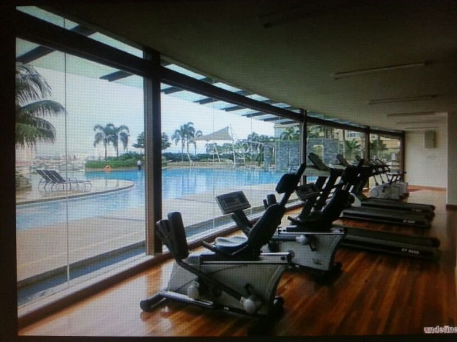 8th fl Gym and Other Facilities