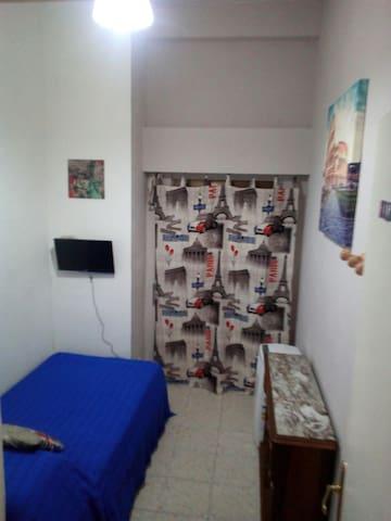 Habitación individual confortable. - Madrid