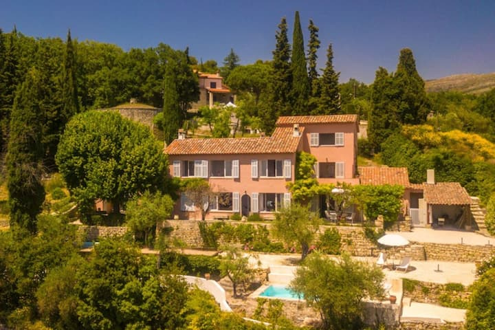 Fantastic historical villa - panoramic view