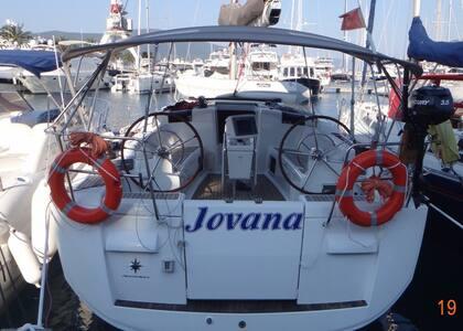 A Jeanneau Sun Odyssey 409- Kotor - Tivat
