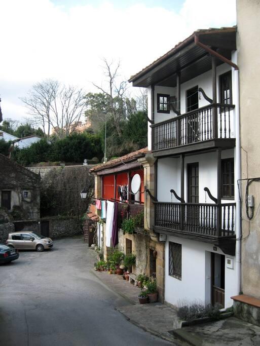 House in the heart of comillas casas en alquiler en for Pisos comillas madrid