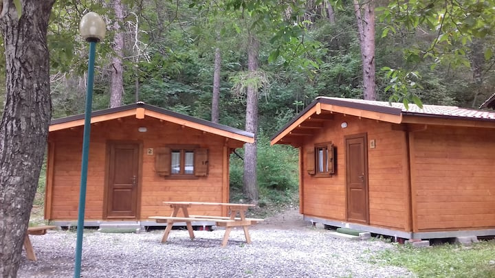 Chalet dell'Orsa