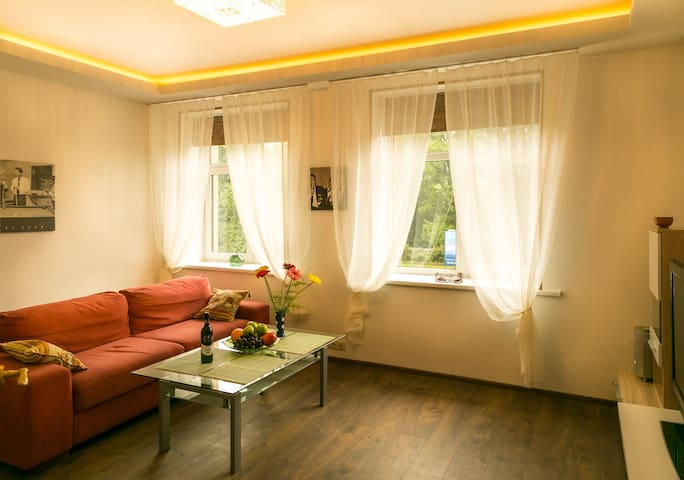 Family Budget Apartment - Рига - Appartement