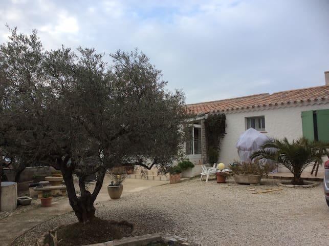 Jolie maison - Mouriès - Casa
