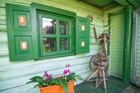 Cozy cottage Ziogeliai
