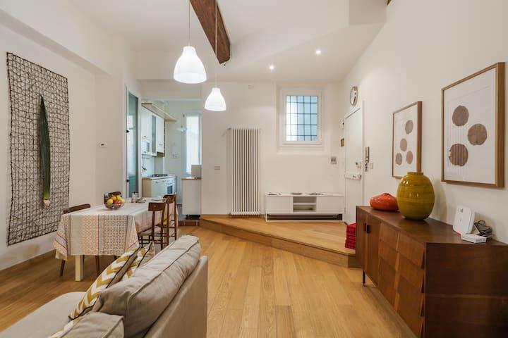 Bologna Pratello Orange Apartament!NEW!