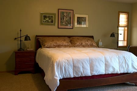 Master Suite - Arlee - Bed & Breakfast