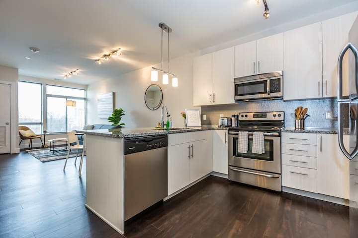 Kasa   Norristown   Deluxe 1BD/1BA Apartment