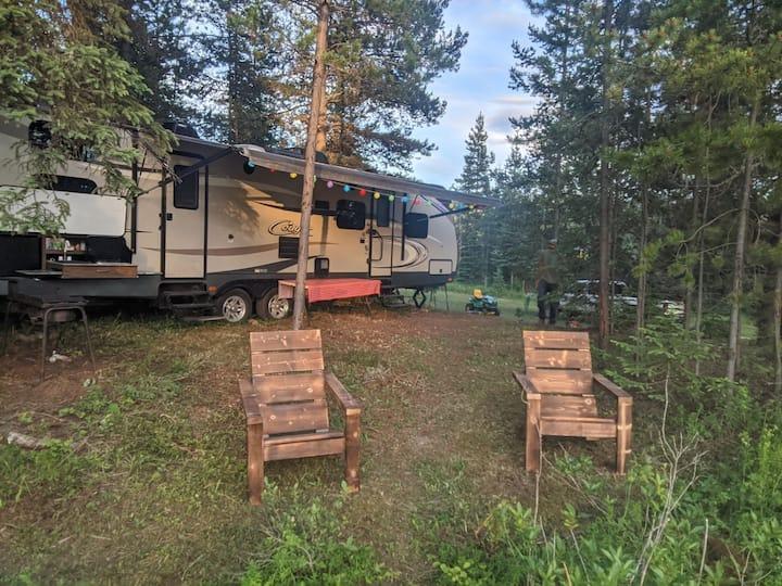 River Bend Homestead Campsite