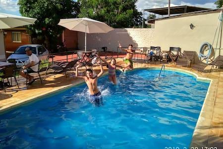 Hotel Altos del Iguazu.