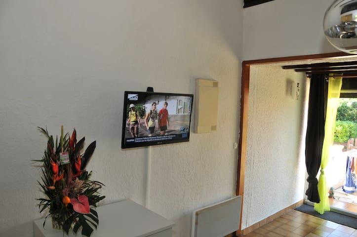 Cap D'agde Naturist Home Heliovillage - Cap d'Agde - Hus
