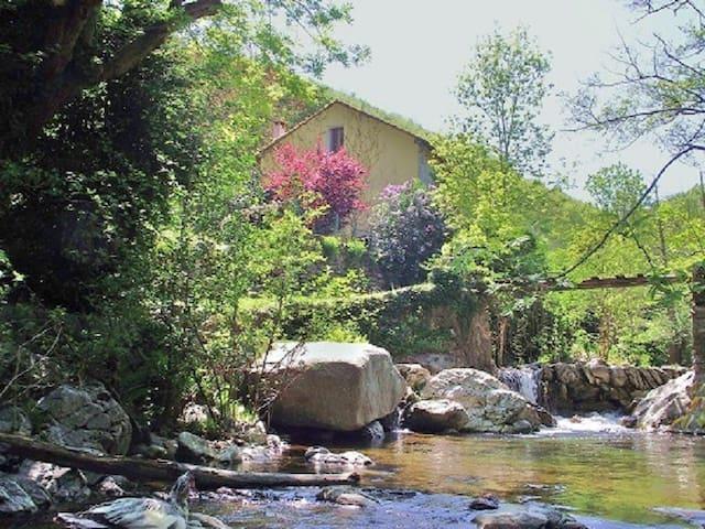 Gîte rural en pleine nature - Amélie-les-Bains-Palalda - Casa