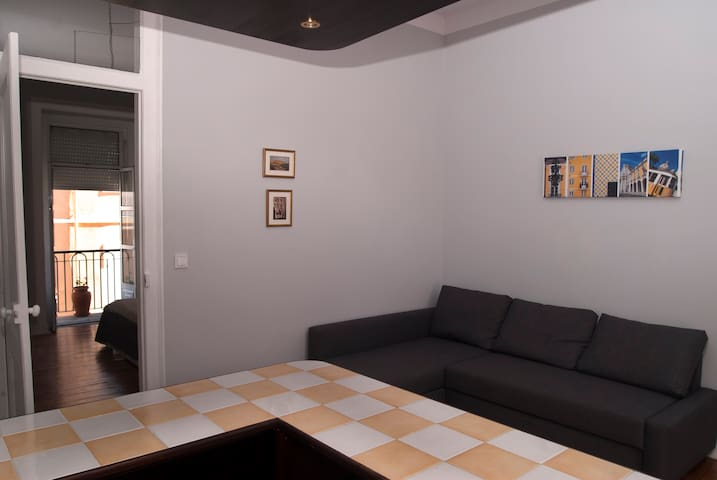 Apartment in Ajuda - Belém (perfect for a couple)