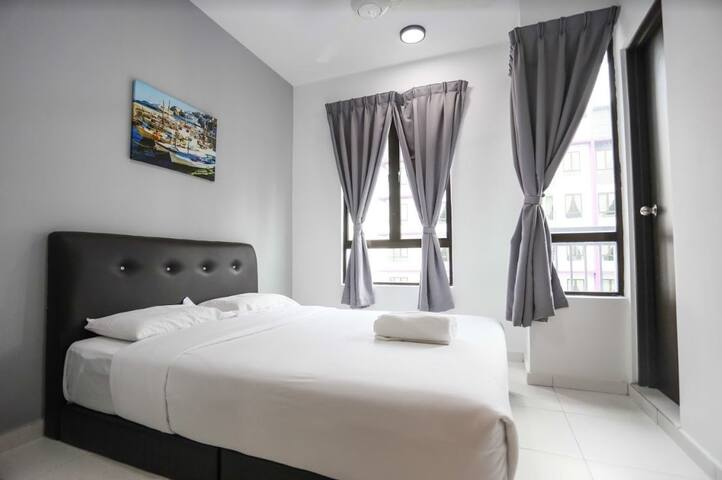 Malacca Homestay @ Cozy Stay (EXECUTIVE 2BR)