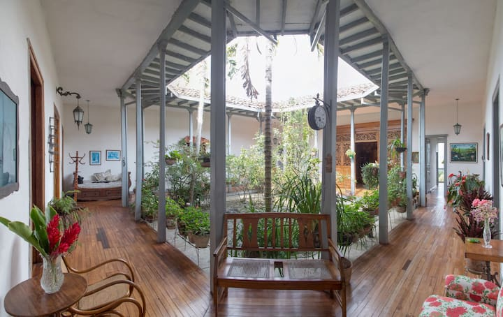 Casa Echeverri en Salamina Caldas