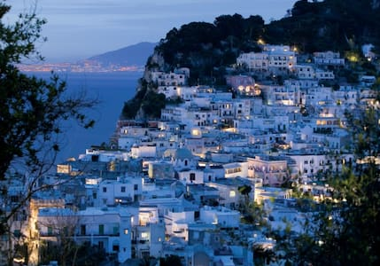 Capri last minute rate at hotel bussola - Anacapri