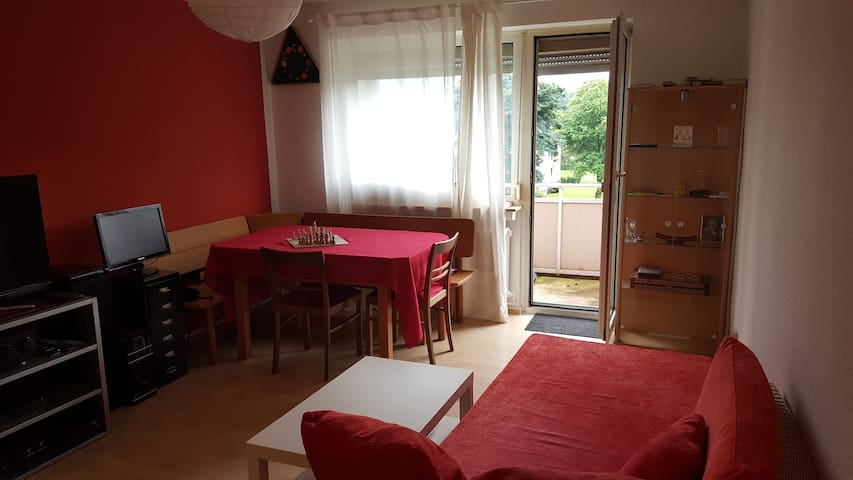 Appartment in Oberursel, close to Frankfurt Messe